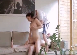 Sister is sucking our grandfather's hard dick