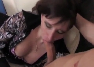 Seducing my elegant black-haired stepsister